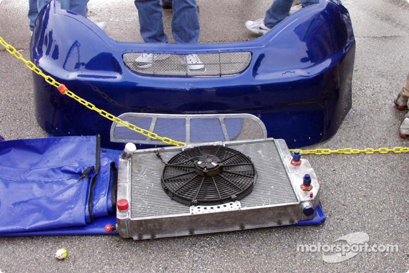 Radiator ready to go