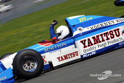 Phil Armour in the Benetton