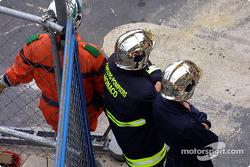 Firemen and marshall