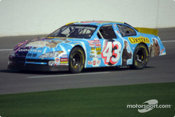 John Andretti promoting Star Wars