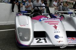 Team Ascari Ascari KZR1