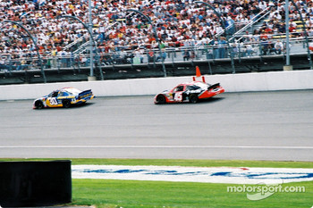 Jeff Green and Kyle Petty