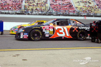 Robby Gordon's car