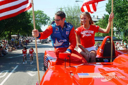 Independence Day in Parade in Sherboygan: Gunnar Jeannette