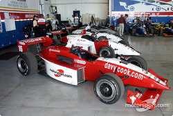 Davy Cook's Motorsport.com Barber Dodge car
