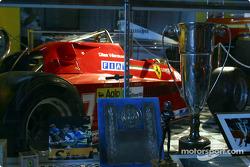 Visit to Gilles Villeneuve Museum: the famous #27 Ferrari 126C