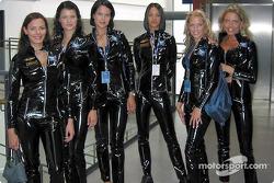 Pirelli girls