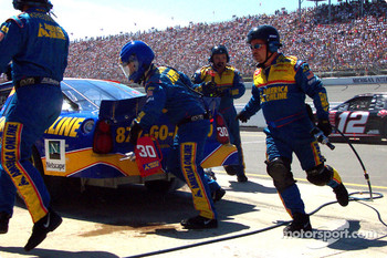 Pitstop for Jeff Green