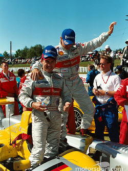 Tom Kristensen and Rinaldo Capello win at Mosport