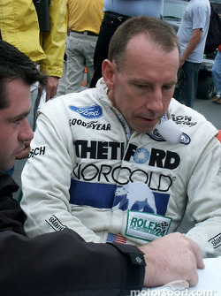 Andy Wallace at autograph session