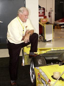 G & W Motorsports Team Manager Price Cobb