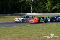 ACEMCO Porsche GT3 R and Marcos Racing USA Marcos Mantis