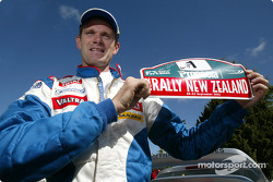 Rally winner and WRC 2002 Champion Marcus Gronholm