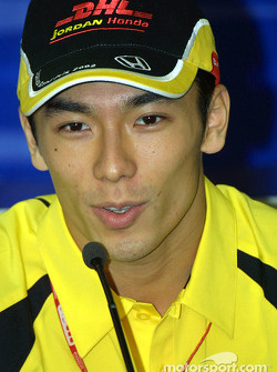 FIA Thursday press conference: Takuma Sato