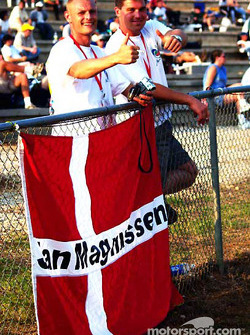 Jan Magnussen's fanclub