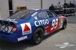 Presentation of the 2003 No. 99 CITGO Ford Taurus