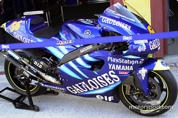 Gauloises Yamaha