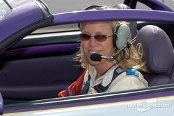 CART pace car driver
