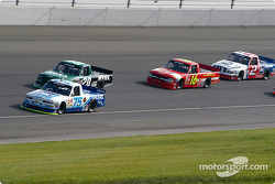 David Starr leads the pack