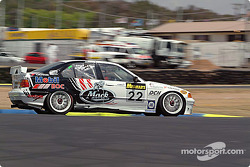DCH Motorsport BMW 318i Super Tourer