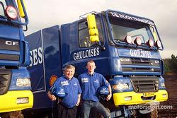 Team De Rooy presentation: Johannes de Rooy and Gerardus de Rooy