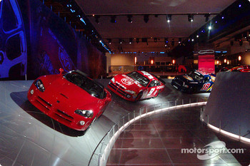Dodge Concept / Race display