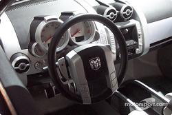 Dodge Avenger Concept interior