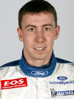 Ford Focus WRC driver: Markko Martin