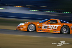 #40 Derhaag Motorsports Corvette: Justin Bell, Derek Bell, Simon Gregg, Kenny Wilden