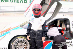 Motorsport.com's Anne Proffit takes rides in the Brumos Racing #59 Porsche FABCAR Daytona Prototype