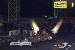 Doug Kalitta and...