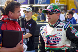 Robby Loomis and Bobby Labonte