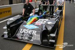 #20 Lister Racing Lister Storm LMP