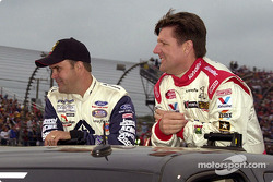Jason Keller and Johnny Benson