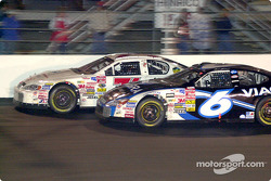 Tony Raines and Mark Martin