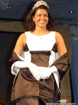 Megan McManama, 500 Festival Queen
