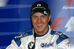 Saturday press conference: pole winner Ralf Schumacher