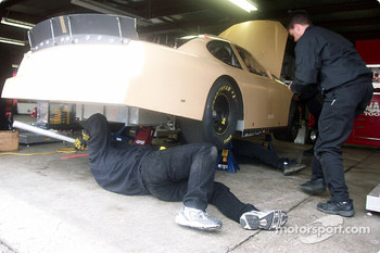 Robert Yates Racing test car
