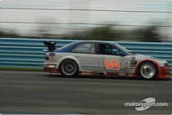 #69 Marcus Motosport-BMW M3