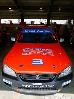 Team Lexus GrandAm Cup #3