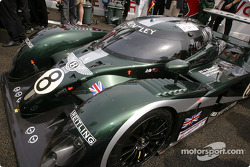 #8 Team Bentley Bentley Speed 8