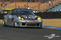 #87 Orbit Racing Porsche 911 GT3 RS: Leo Hindery, Peter Baron, Marc Lieb