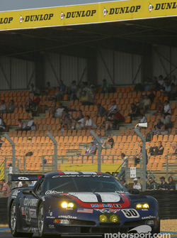 #50 Corvette Racing Gary Pratt Corvette-Chevrolet C5: Oliver Gavin, Kelly Collins, Andy Pilgrim