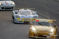#98 Schumacher Racing Porsche GT3 RS: Larry Schumacher, B.J. Zacharias