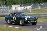 #8 Lister Sunbeam Tiger: Tony Eckford, Chris Beighton