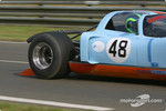 #48 Chevron B16: Jon Minshaw, Martin Stretton