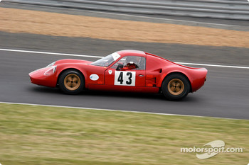 #43 Chevron B8: Jerry Hooper, Richard Knight