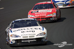 Ryan Newman and Bill Elliott
