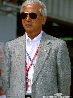 Toyota Executive Vice President Dr Akihiko Saito