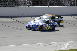 Jimmie Johnson and Ward Burton